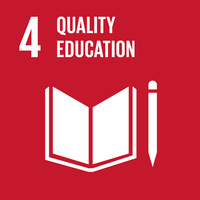 SDG4: Quality Education+Image