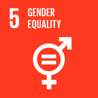SDG5: Gender Equality+Image