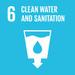 SDG6: Clean Water and Sanitation+image