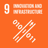 SDG9: Industry, Innovation and Infrastructure+Image