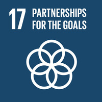 SDG17: Partnerships for the Goals+Image