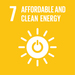 SDG7: Affordable and Clean Energy (universities)+Image