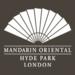 Mandarin Oriental Hyde Park Ltd+Image