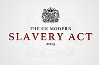 Modern Slavery Act+Image