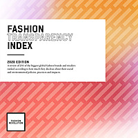 Fashion Transparency Index 2020 Companies+Image